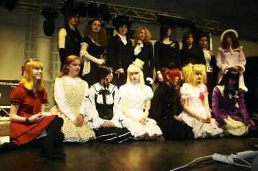 Lolitamodevisning