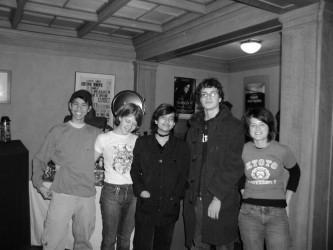 Några av de första arrangörerna