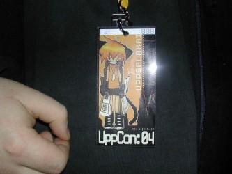 Biljetten efter UppCon
