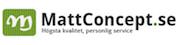 Mattconcept logotyp