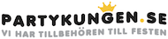 Partykungens logotyp