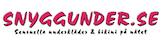 Snyggunder logotyp