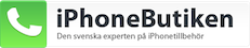 iPhonebutikens logotyp