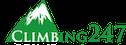 Climbing247 logotyp