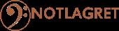 Notlagret logotyp