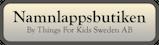 Namnlappsbutiken logotyp