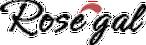 RoseGal logotyp