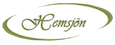 Hemsjön logotyp