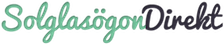 Solglasögon Direkts logotyp