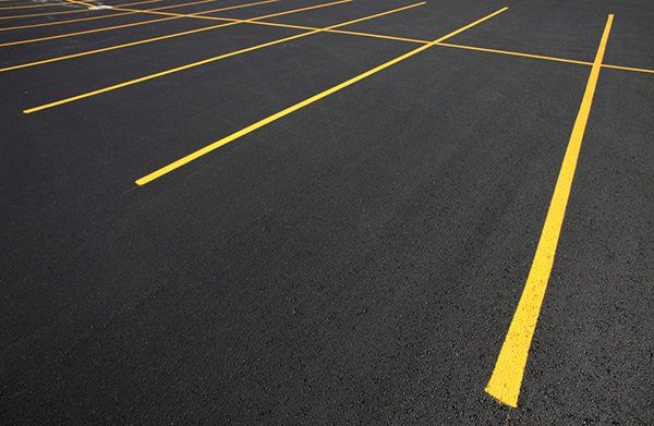 vägmarkering