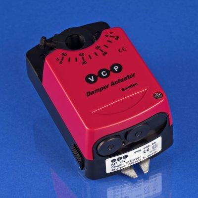 damper actuators 4Nm - RA4-series