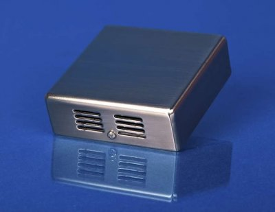 Room Humidity and temperature transmitters stainless steel enclosure HRTT