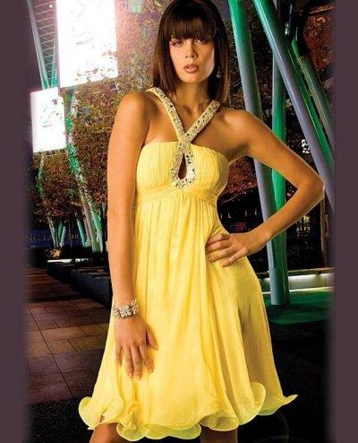 www.vestidosdeSevillanaencanarias.n.nu - Vestido de Cocktail