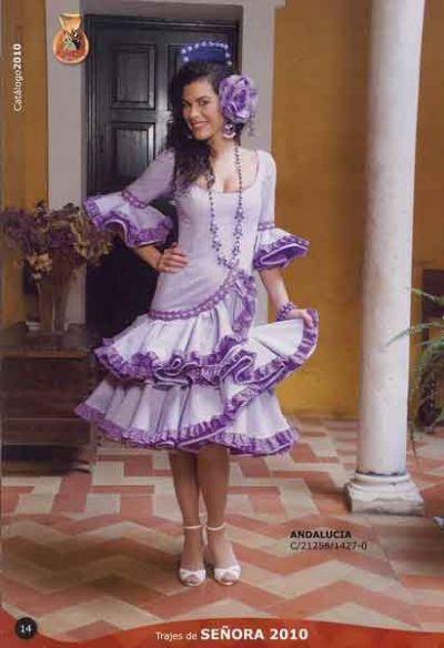 www.VestidosdeSevillanaenCanarias.n.nu -  Vestidos de Sevillana