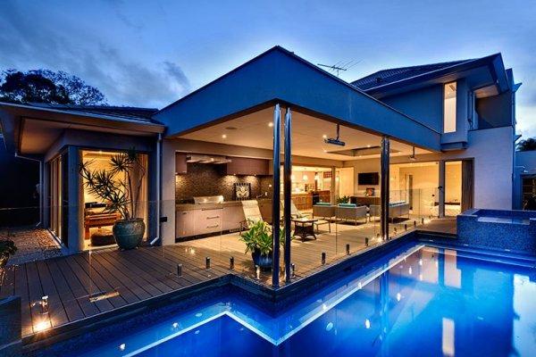 Vinkelhus for Japanese dream house