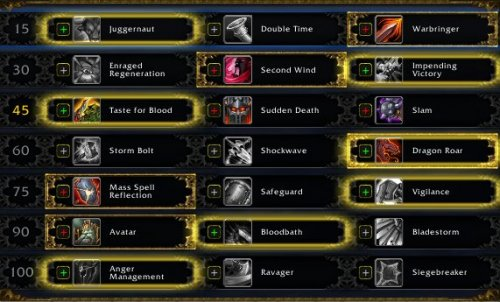 Legion War Arm Best Build