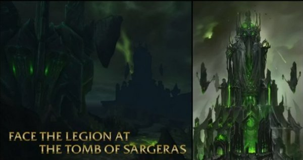 pc world of warcraft legion