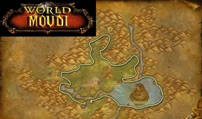how to get to northern stranglethorn from orgrimmar
