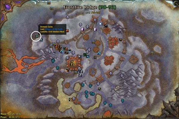 how to get to draenor in legion