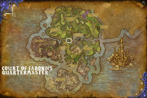 Court of Farondis Reputation Guide | World of Warcraft ...
