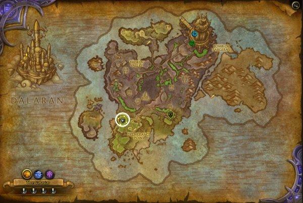 how to begin the broken shore questline