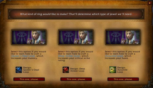 dating world of warcraft jewelcrafting guide