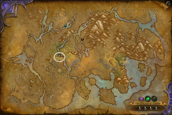 The Nightfallen Reputation Guide | World of Warcraft ...