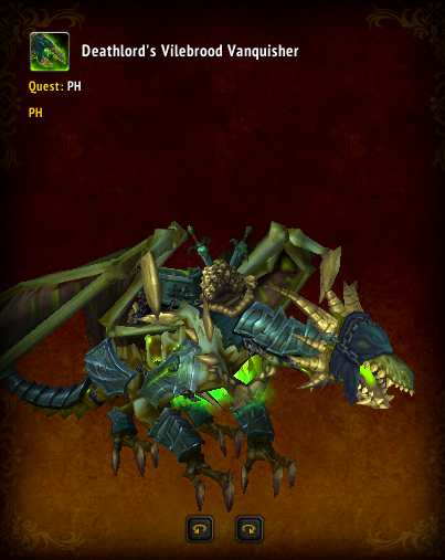 wow class mounts how to get