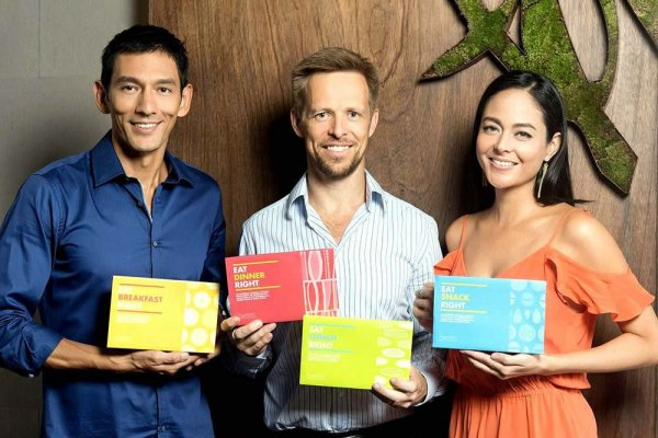 Eat Right Food Programme Hong Kong