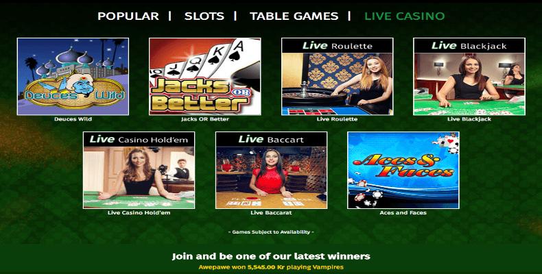 prime casino spillemaskiner