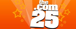 the .com 25