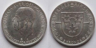 5 kronor 1935