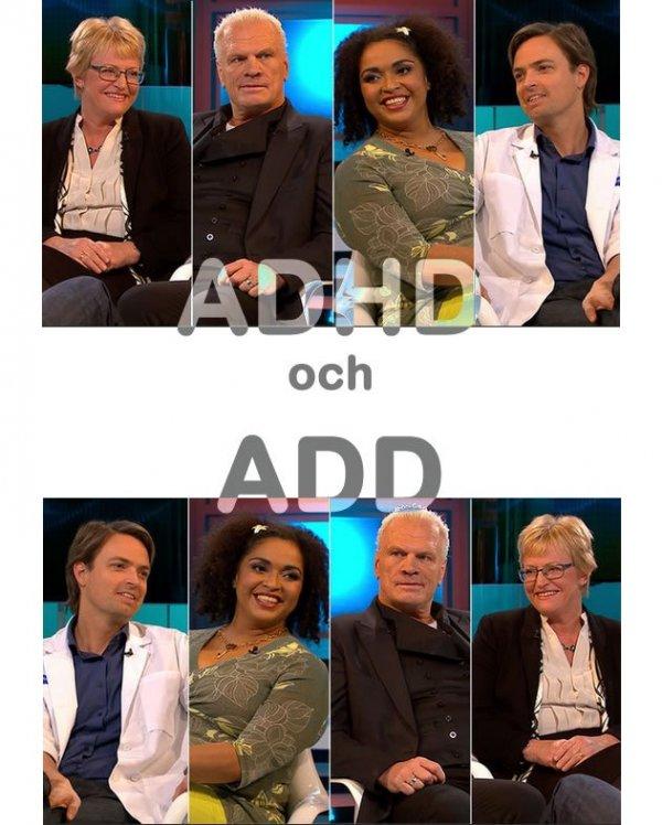 ADHD och ADD i verkligheten