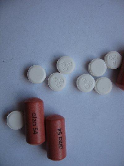Metylfenidat Concerta 54 mg
