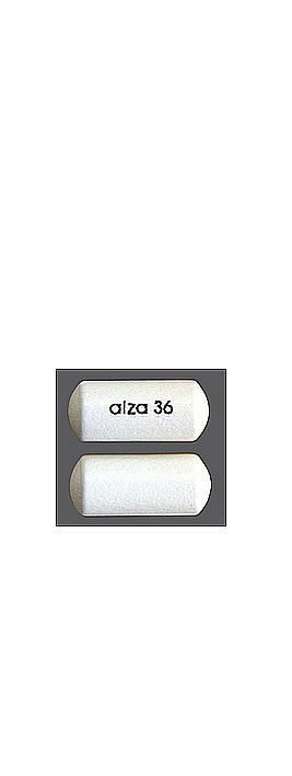 Concerta 36 mg Metylfenidat