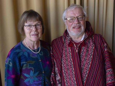 Ann-Britt och Yngve Nyberg