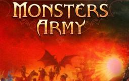 Browserspiel MonstersArmy Vampir und Werwolf Browsergame