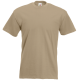 T-shirt Valueweight Crew Neck Khaki