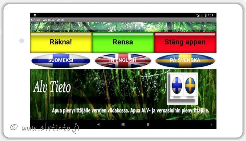 Alv Suomessa