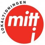 Logotyp för Lokaltidningen Mitt i (officiell mediapartner)