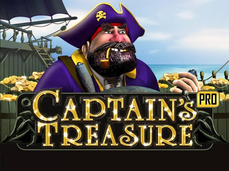 Captain's Treasure slot arkadespil.com