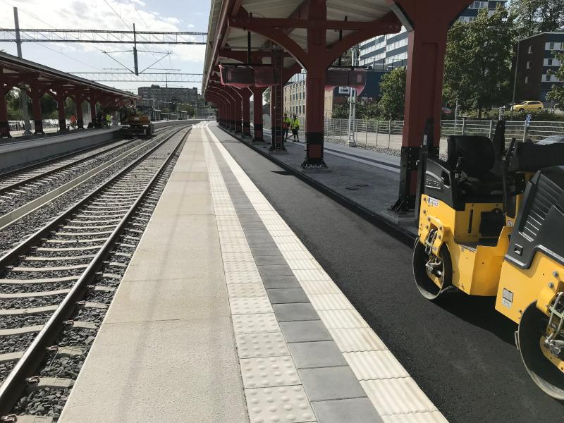 Vi hjälper företag med asfalteringsprojekt och asfalt i Västerås.