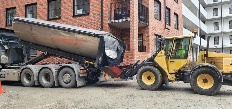 Vi hjälper dig genom hela processen när du behöver lägga asfalt i Uppsala.