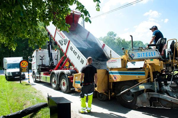 GW Asfalt asfaltering