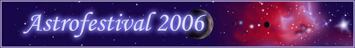Astrofestival 2006