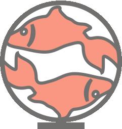 Stjärntecknet fiskarna