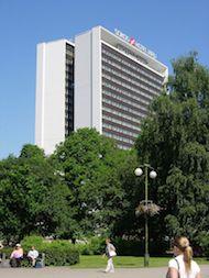 KGB-museet / Hotel Viru
