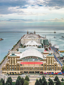 Navy Pier i Chicago