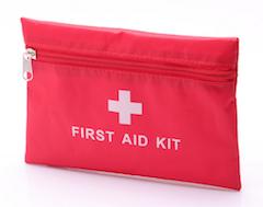 Smidigt førstehjælps kit