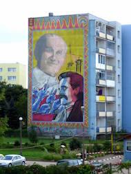 Murale Gdansk Zaspa